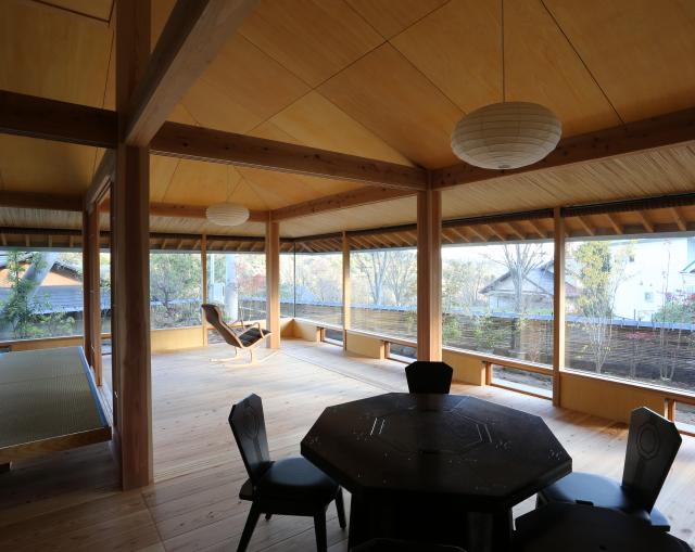 田中設計の朝倉の家